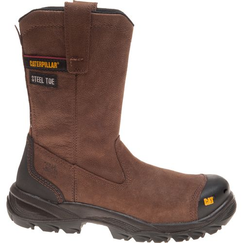 Display product reviews for Cat Footwear Men's Spur Steel Toe Work Boots