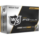 Wilson Staff FG Tour Golf Balls 12-Pack