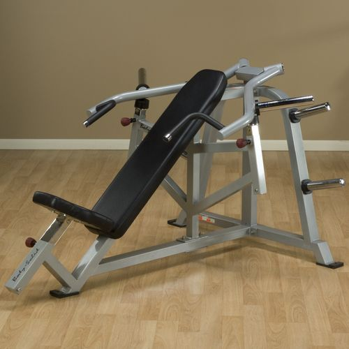 Body-Solid Leverage Incline Bench Press - view number 1