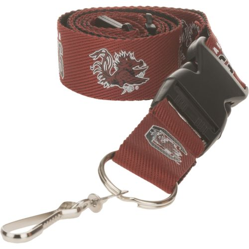 NCAA Adults' University of South Carolina 2-Tone Lanyard