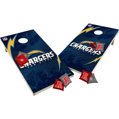 Wild Sports Tailgate Toss XL SHIELDS San Diego Chargers - view number 1