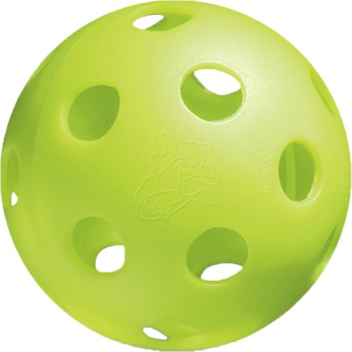 JUGS Bulldog Polyball Softballs 12-Pack
