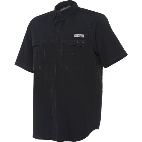 Columbia Sportswear Men's Baitcaster Short Sleeve Button Down