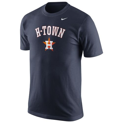 Nike™ Men's Houston Astros Local Phrase T-shirt - view number 1