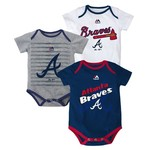 Braves Infants Apparel