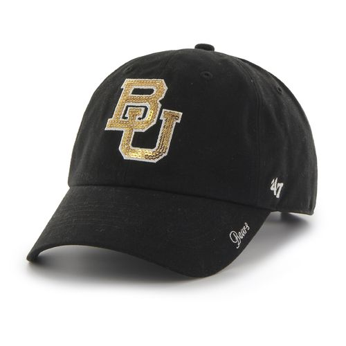 '47 Women's Baylor University Sparkle Team Color Clean Up Cap