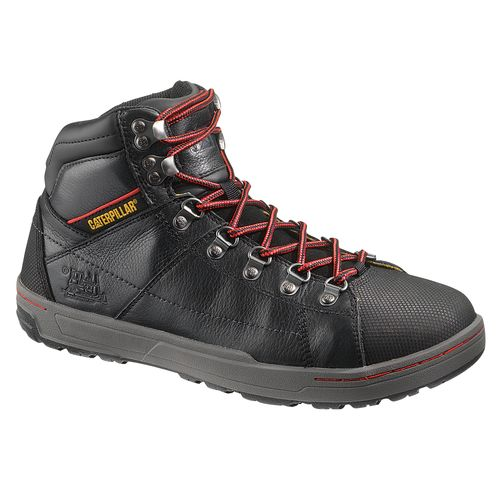 CAT Men's Brode Hi Steel-Toe Work Boots