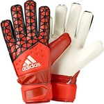 adidas Junior Fingersave Goalkeeper Soccer Gloves