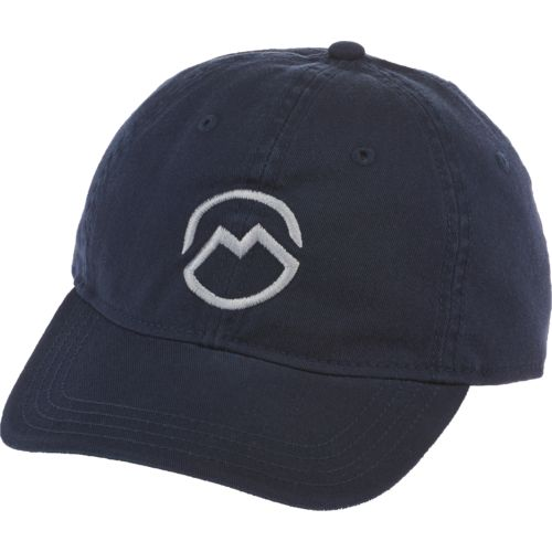 Magellan Outdoors™ Men's Solid Twill Crooked M Cap