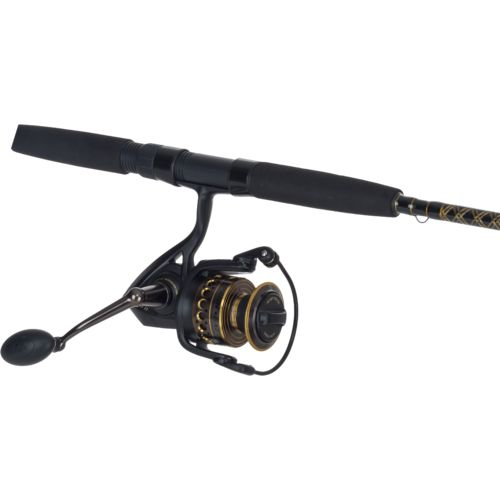 Penn battle ii 8 39 m saltwater spinning rod and 5000 reel for Saltwater fishing rod and reel combos