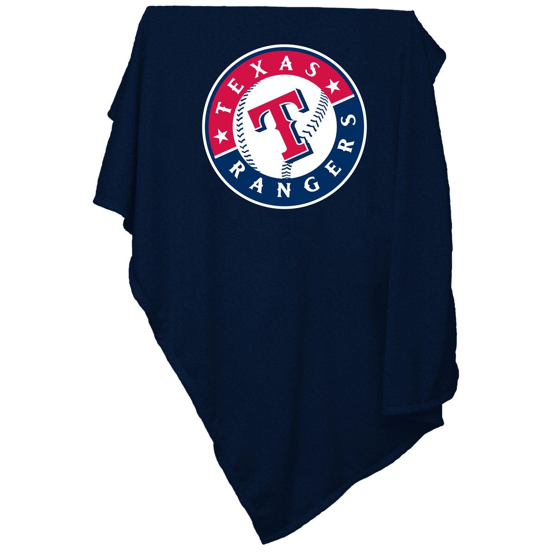 Logo™ Texas Rangers Sweatshirt Blanket
