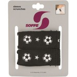 Soffe Juniors' Sleeve Scrunchies 2-Pack