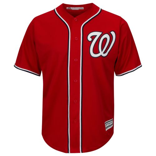 Majestic Men's Washington Nationals Cool Base® Replica Jersey