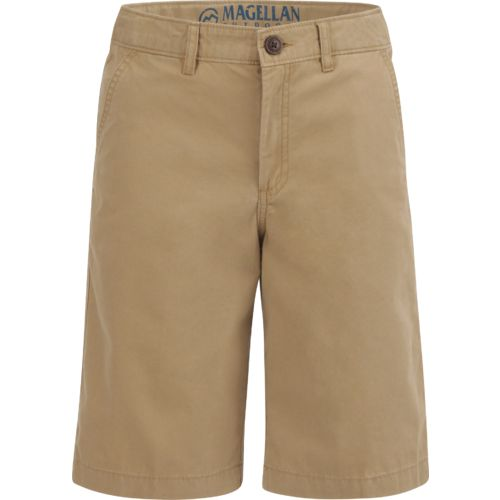 Magellan Outdoors Boys' Summerville Poplin Short