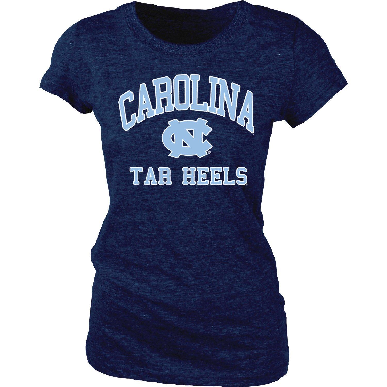 Blue 84 Juniors' University of North Carolina Triblend