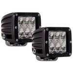 Rigid Industries D-Series Driving LED Spotlights 2-Pack