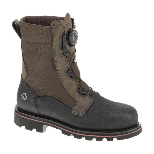 Wolverine Men's Drillbit Oil Rigger Boa Steel-Toe EH Work Boots