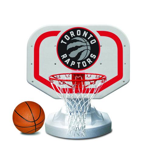 Poolmaster® Toronto Raptors Competition Style Poolside Basketball