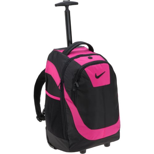 Display product reviews for Nike Rolling Backpack