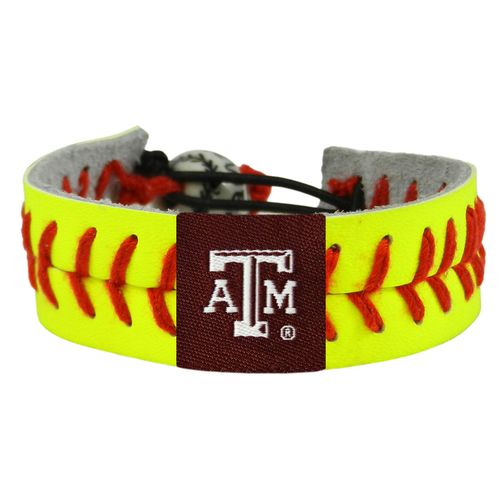 GameWear Adults' Texas A&M University Classic Softball Bracelet