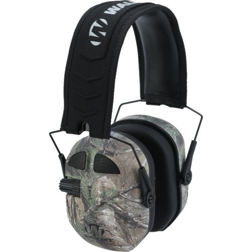 Walker's Game Ear® Ultimate Power Muff Quad Electronic Earmuffs