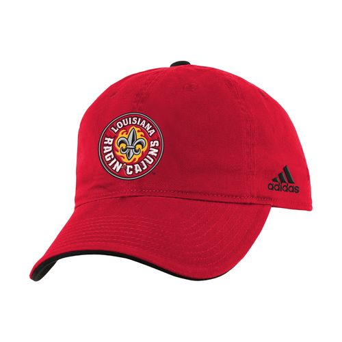 adidas™ Boys' University of Louisiana at Lafayette Basic Slouch Adjustable Cap