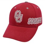 Top of the World Adults' University of Oklahoma Shine On Cap