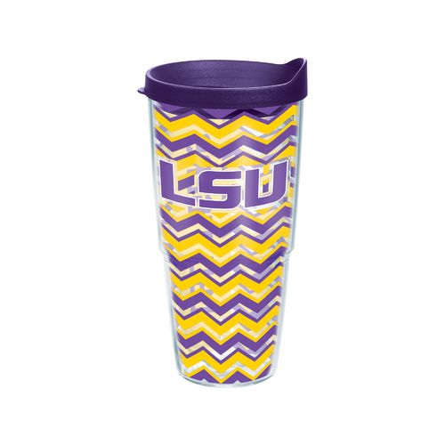 Tervis Louisiana State University Chevron Tumbler with Lid