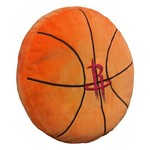 The Northwest Company Houston Rockets Basketball Shaped Plush Pillow
