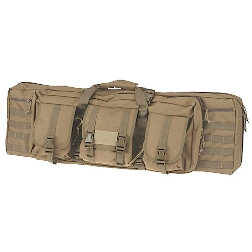 "Drago Gear 42"" Single Gun Case-Tan"