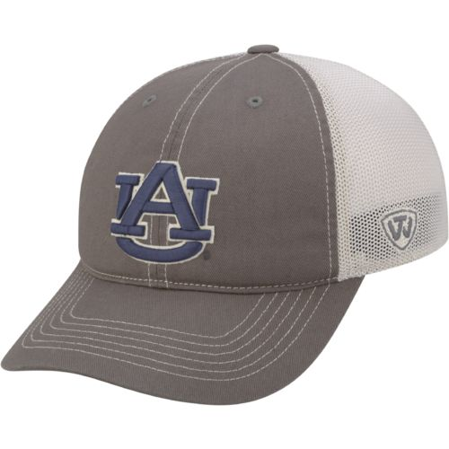 Top of the World Adults' Auburn University Putty Cap