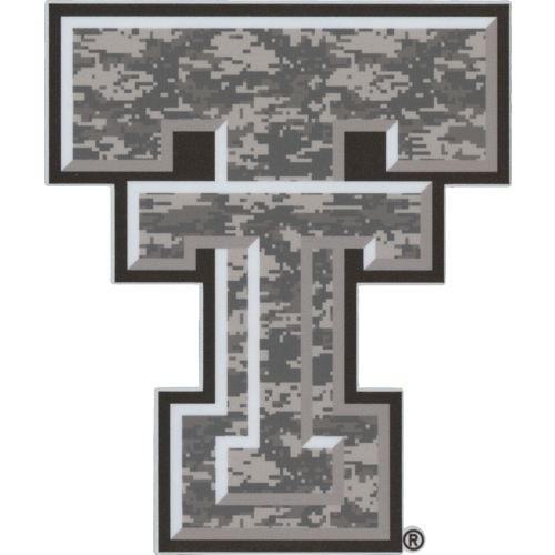Stockdale Texas Tech University Digi Camo Decal