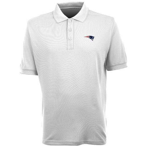 Antigua Men's New England Patriots Elite Polo Shirt - view number 1