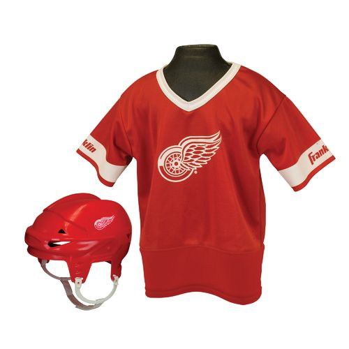 Franklin Kids' Detroit Red Wings Uniform Set