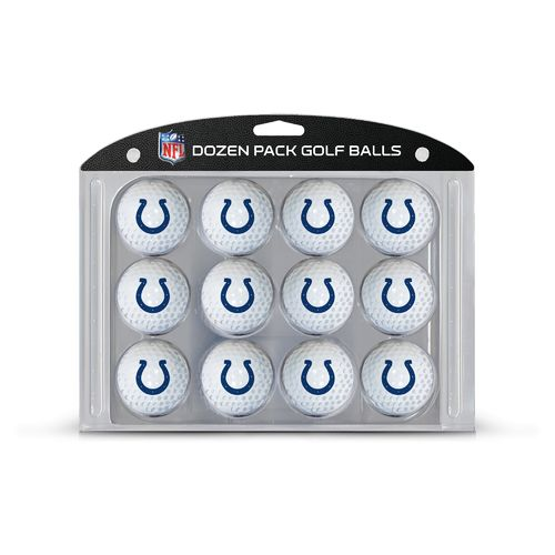 Team Golf Indianapolis Colts Golf Balls 12-Pack