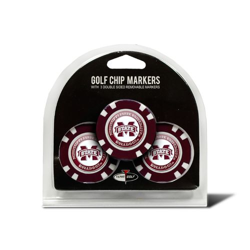 Team Golf Mississippi State University Poker Chip and