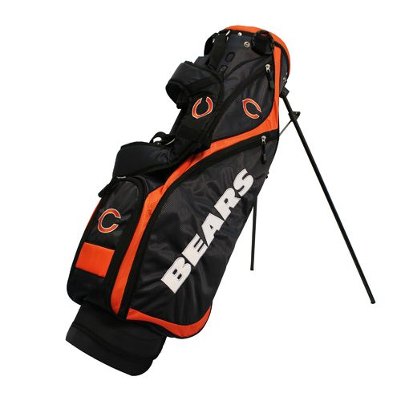 Team Golf Chicago Bears Nassau Golf Stand Bag