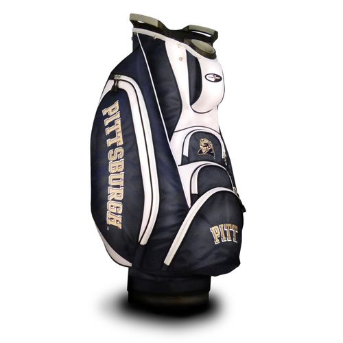 Team Golf University of Pittsburgh Victory Cart Golf Bag