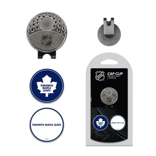 Team Golf Toronto Maple Leafs Marker Cap Clip - view number 1