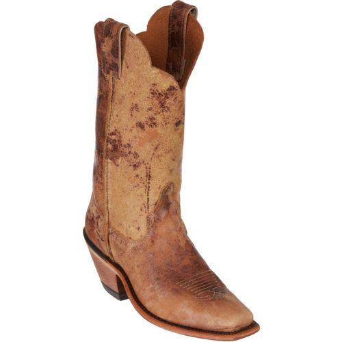 Justin Women's Bent Rail Tan Road Western Boots - view number 2