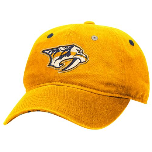 Reebok Women's Nashville Predators Face-Off Adjustable Slouch Cap