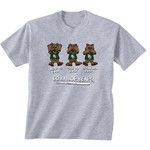 New World Graphics Infants' Baylor University No Evil T-shirt
