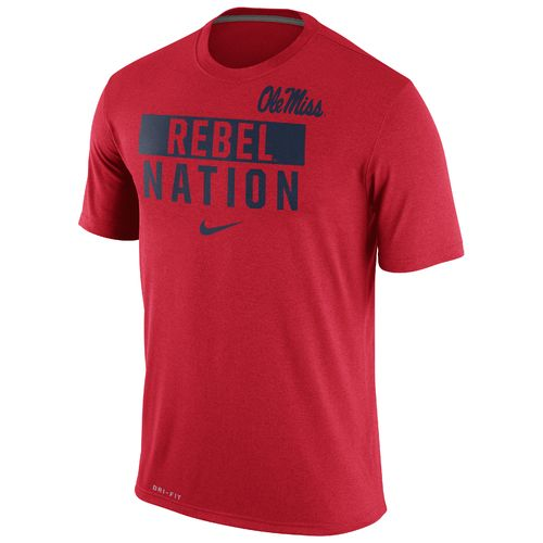 Nike™ Men's University of Mississippi Legend Local Verb T-shirt