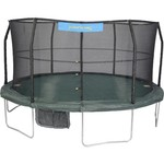 Jumpking 15' Round Trampoline with Enclosure - view number 1