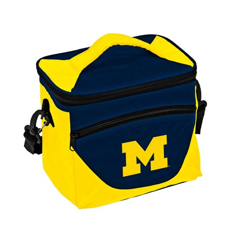Logo University of Michigan Halftime Lunch Cooler