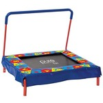 "Pure Fun Kids' Preschool Jumper 36"" Square Trampoline"