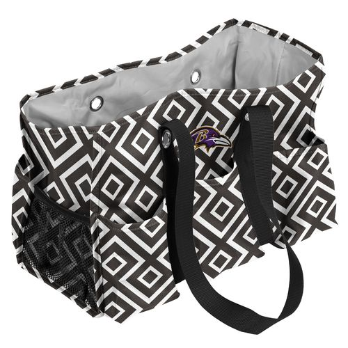 Logo™ Baltimore Ravens DD Junior Caddy Tote Bag