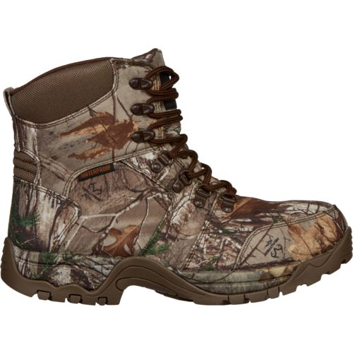Display product reviews for Game Winner Men's All Camo Hiker III Hiking Boots