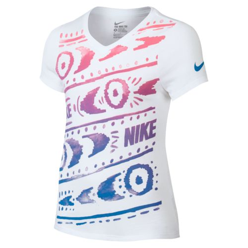 Nike Girls' Sportswear Art T-shirt