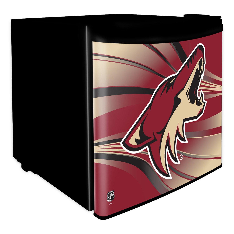 Boelter Brands Arizona Coyotes 1.7 cu. ft. Dorm Room Refrigerator for cheap
